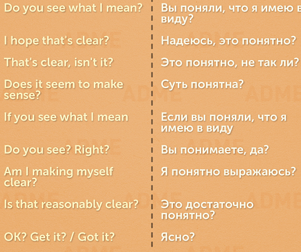 9 Russian Questions to Make Sure that You are Understood