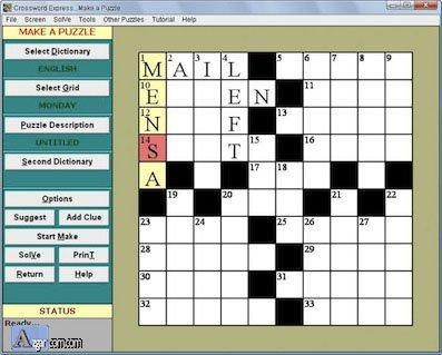Quickmind and Polar Lions Interactive - Crossword Junior